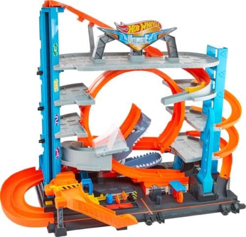 Mattel FTB69 Hot Wheels City Ultimate Garage
