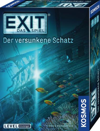 Kosmos EXIT - Der versunkene Schatz