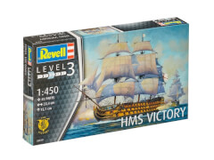 REVELL Admiral Nelson Flagship (HMS