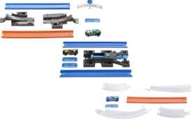 Mattel Hot Wheels Fisher PriceF03  Stunt Builder Basic Part + Track + DC
