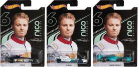 Mattel GGC34 Hot Wheels Designed by Nico Rosberg Sortiment