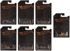 Mattel GHH73 Hot Wheels Satin & Chrom sortiert