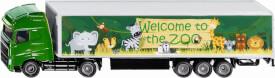 SIKU 1627 SUPER - Koffer-Sattelzug, ab 3 Jahre