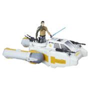Hasbro B3675EU6 Star Wars Rogue One  Class I Deluxe Fahrzeuge mit Action Figur