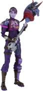 Actionfigur Fortnite - Dark Bomber (18cm)