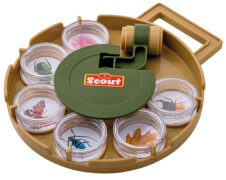 SCOUT Lupenrad
