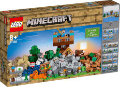 LEGO® Minecraft 21135 Die Crafting-Box 2.0, 717 Teile