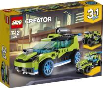 LEGO® Creator 31074 Raketen-Rallyeflitzer, 241 Teile, ab 7 Jahre