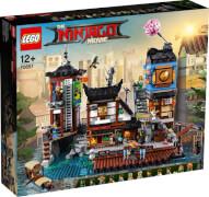 LEGO® NINJAGO® 70657 City Hafen, 3553 Teile