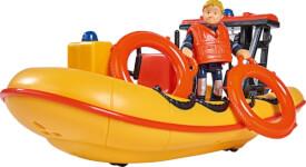 Simba FS Neptune, Boot mit Figur