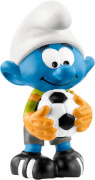 Schleich Die Schlümpfe Fußball Schlumpf Torhüter
