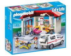 Playmobil 5012 Ambulanz mit Notarzt-PKW