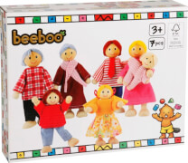 Beeboo Puppenhaus Familie