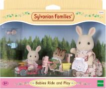 Babys Fahr und Spiel-Set