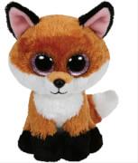 TY Beanie Boo's - Fuchs Slick, Plüsch, ca. 17x9x10 cm