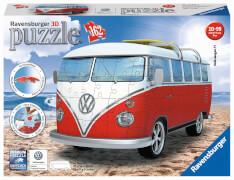 Ravensburger 12516 Puzzle 3D VW Bulli T1 162 Teile