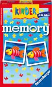 Ravensburger 231034  Kinder memory® Mitbringspiel