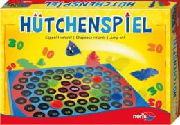 NORIS Hütchenspiel, 2-4 Spieler, ca. 20 min, ab 4 Jahre