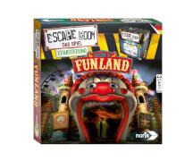 NORIS Escape Room Erweiterung ''Funland'', 2-5 Spieler, 60 min, ab 16 Jahre