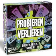 Hasbro C2131100 Probieren Oder Verlieren, für 2-6 Spieler, ab 8 Jahren