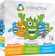 Interaction the party game for family and friends