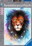Ravensburger 139811 Puzzle Majestätischer Löwe 1000 Teile