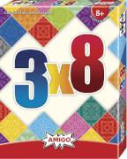 AMIGO 01851 3x8, Kartenspiel, für 2-4 Spieler, Spieldauer: ca. 30 Minuten, ab 8 Jahren
