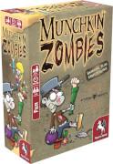 Pegasus Spiele Munchkin Zombies 1 + 2 Basisspiel plus Erweiterung