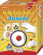 AMIGO 7790 Halli Galli Junior, Schnelligkeitsspiel, für 2-4 Spieler, ab 4 Jahren