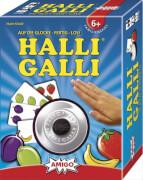 AMIGO 1700 Halli Galli, Schnelligkeitsspiel, für 2-6 Spieler, Spieldauer: 15 Minuten, ab 6 Jahren