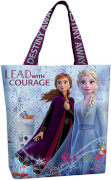 FROZEN 2 Shoppingtasche rot