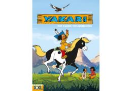 Buch ''Yakari XXL - Der kleine Indianerjunge'', 84 Seiten, ab 3 Jahre