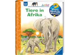 Ravensburger 32885 Wieso? Weshalb? Warum? Junior Band 50: Tiere in Afrika
