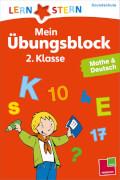 Tessloff Mein Übungsblock 2.Klasse, Mathe und Deutsch, Taschenbuch, 128 Seiten, ab 7 Jahren