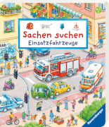 Ravensburger Seidel,Sachen suchen Einsatzfahrzeuge