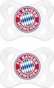 MAM FC Bayern München Schnuller Silikon 0 - 6 Monate